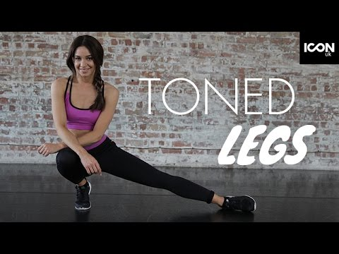 Dance Workout: Toned Legs I Danielle Peazer