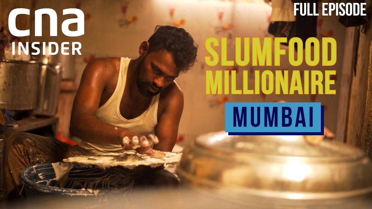Feeding The Dream: Street Food From Dharavi, Mumbai   Slumfood Millionaire   India