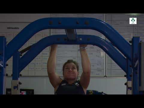 Irish Rugby TV:  Ireland Women Hit The Gym In UCD
