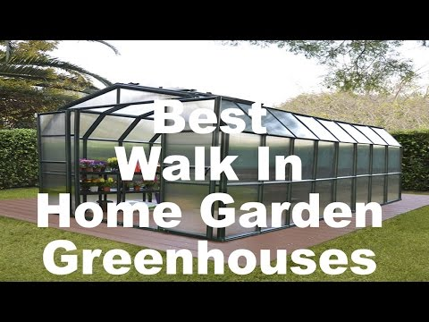 Best Home Garden Greenhouses For Sale (Polycarbonate, Walk In)
