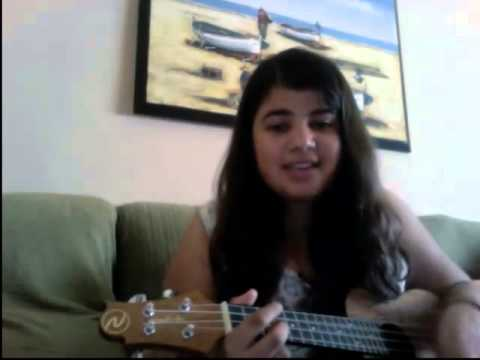 The Beatles: I want to hold your hand | ukulele cover Rebeca