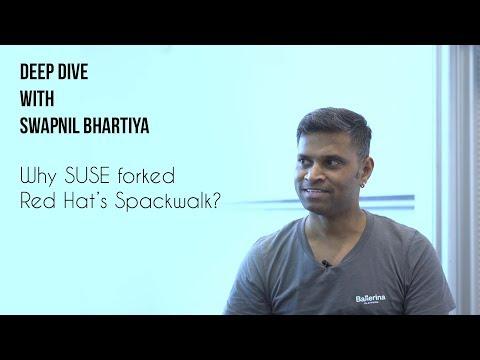 Deep Dive: SUSE Forks Red Hat's Spacewalk to create Uyuni | Episode 1