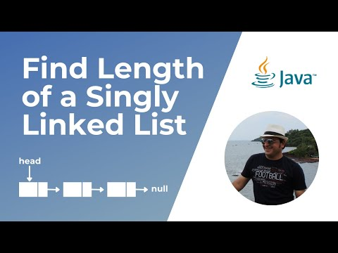 How to find length of a Linked List in Java ?