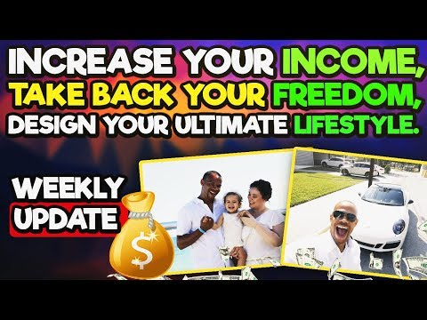 The Journey To A Passive Income Lifestyle   Weekly Update April 16 2018
