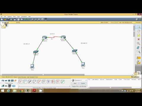 Configuring RIP (Routing Information Protocol) Packet Tracer | BScIT MCA Practical