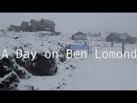 A Day on Ben Lomond
