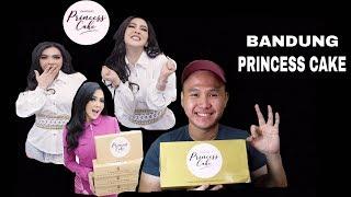 Review Kue Artis: Syahrini - Bandung Princess Cake
