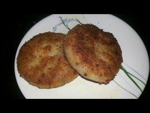 How to make Aloo Tikki | Potato patties  | Appetizer