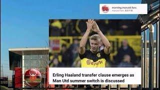 #夏蘭特 仲有機會轉會曼聯? 如果成真,究竟係咪好事 Erling Håland #MUFC