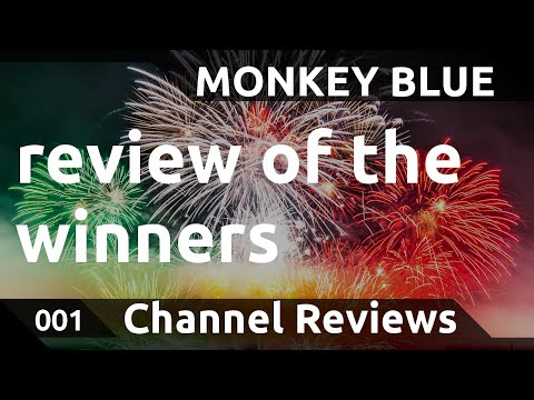 Channel review giveaway: review of the winner channels
