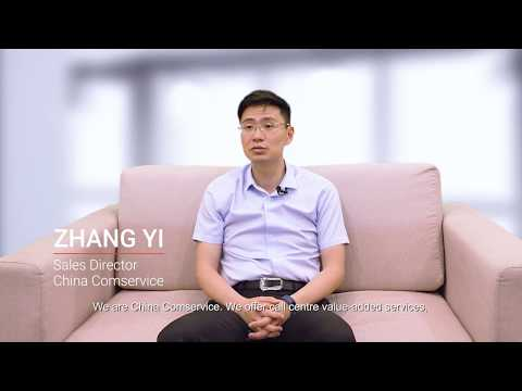 China Comservice Delivers Omnichannel CX with Genesys PureConnect on Cloud