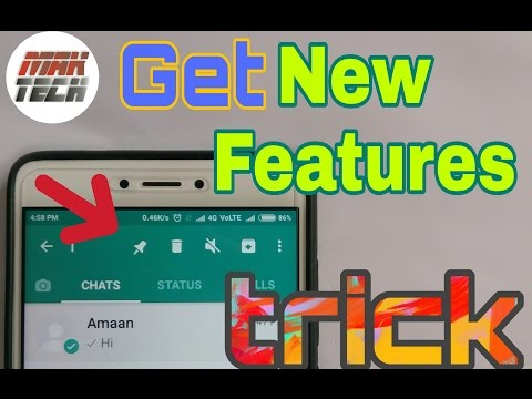 How to Get New Features of WhatsApp Before Releasing (in hindi)