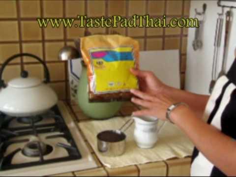 Thai Iced Tea Recipe / Ingredients