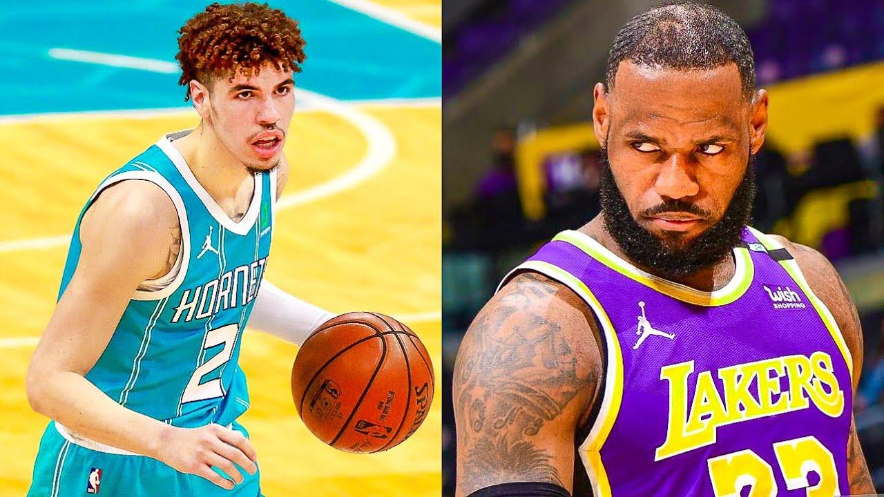"""NBA """"I'M BACK!"""" MOMENTS"""