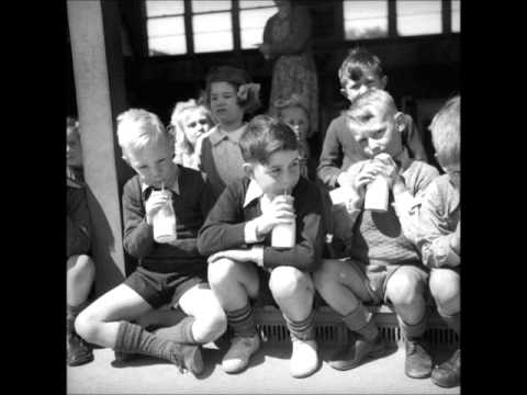 Milk in 1950s Australian schools