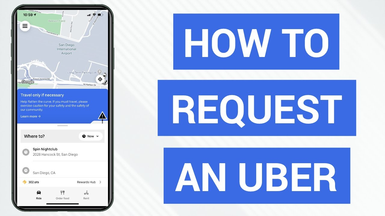 How To Request An Uber (2020)