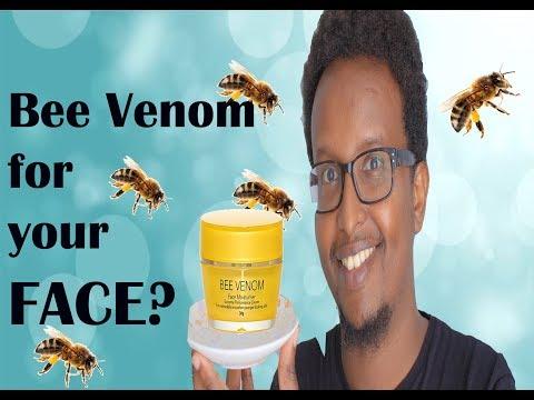 BEE VENOM FACIAL CREAM - IS IT ANY GOOD?