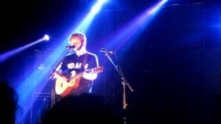 Ed Sheeran  Autumn Leaves  22112012 Xtra Zurich