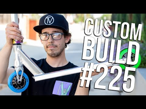Custom Build #225 │ The Vault Pro Scooters