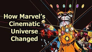 Download How Marvel's Cinematic Universe Changed Over Time Video