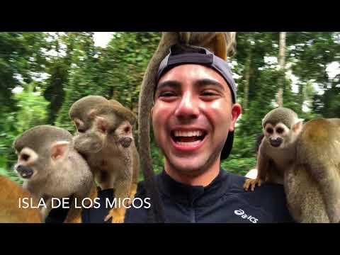 Amazon Rainforest Trip 2018