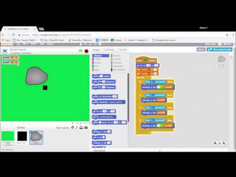 How to Make a Scroller Game in Scratch (Tutorial)