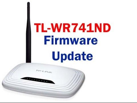 TP Link TL-WR740N/TL-WR741ND V5 Firmware Upgrade  3.16.9 Build 150605 Rel.41251n