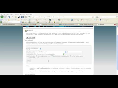 How To Redirect A Domain Name In Cpanel