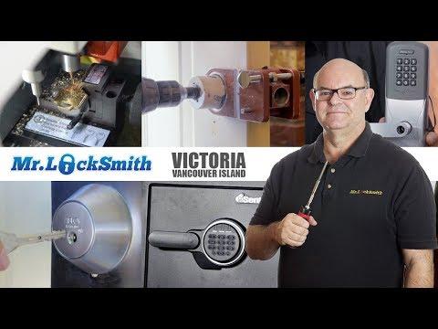 Mr. Locksmith Victoria Vancouver Island 250-999-8990