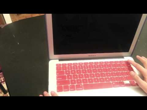 Macbook Air frozen upon start up