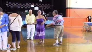 WNY Senior Citizens Party for Father