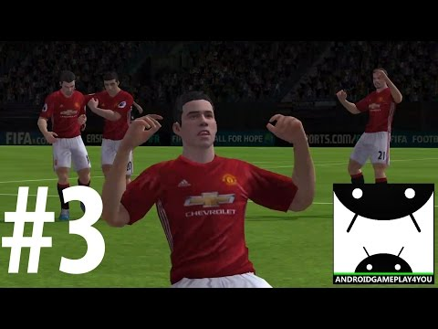FIFA Mobile Soccer Android GamePlay #3 [By ELECTRONIC ARTS] (FIFA 17 Android)