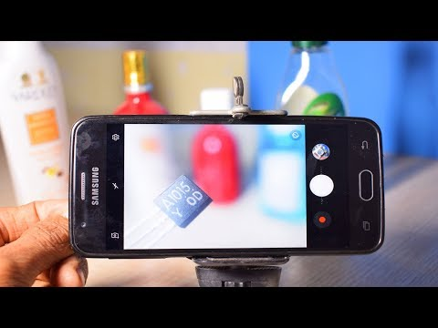 DIY SmartPhone DSLR Camera - use dvd lens