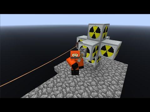 FTB Infinity Evolved Skyblock - Ep 19 - Nuclear Reactor