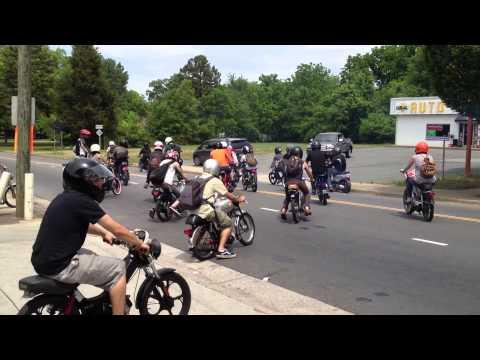 Moped Rally May 5, 2012