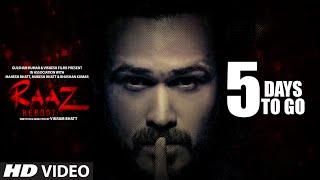 RAAZ REBOOT: 5 Days To Go (In Cinemas) |  Emraan Hashmi, Kriti Kharbanda, Gaurav Arora | T-Series