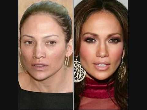 How To: Feel Better About Yourself - UGLY CELEBS WITHOUT MAKE-UP!!!