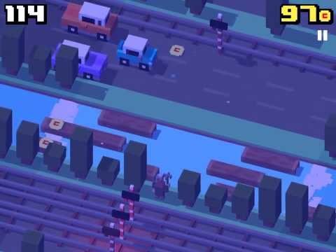 How to get special character Nessy in crossy road
