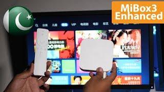 Xiaomi Mi Box 3 Enhanced In Pakistan ! Urdu !