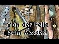 Download Aus rostiger Feile wird ein Messer - Ruhrpott Outdoor 1815 MP3,3GP,MP4