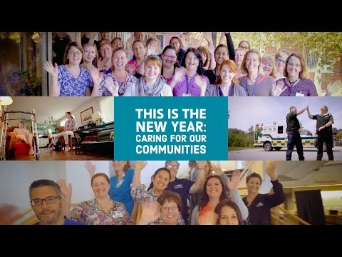 This is the New Year: Caring for our Communities