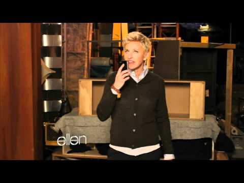 Ellen's Siri Commercial