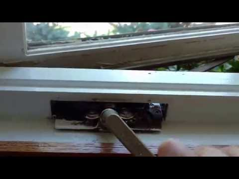 Casement Window Crank Problem