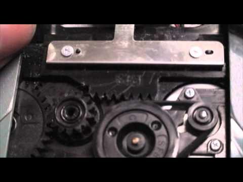 Xbox 360 Stuck Tray Permenant Fix