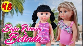 Download  48 Baju Renang Belinda - Boneka Walking Doll Cantik Lucu ... fd5a345081