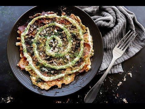 Keto Recipe - Okonomiyaki