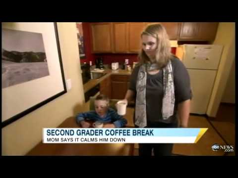 Treating ADHD: Mom Gives 7-Year-Old Son Coffee Daily