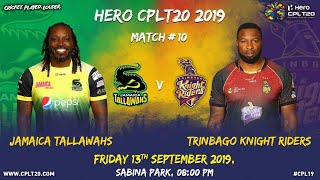The highest team total in T20 franchise cricket! | Tallawahs v Knight Riders | CPL 2019