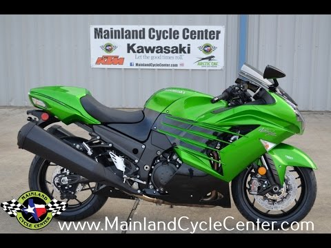 $15,499:  2017 Kawasaki ZX14R Special Edition Ninja Overview and Review