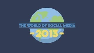 This video infographic contains the latest statistics and fact about Social Media in 2013. Download this video for free at http://www.videoinfographs.com